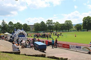 Familiensportfest in Bad Frankenhausen