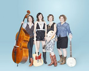 The Good Lovelies im Konzert