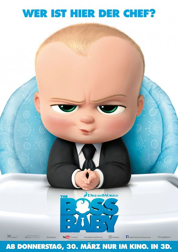 The Boss Baby (Foto: 20th Century Fox)