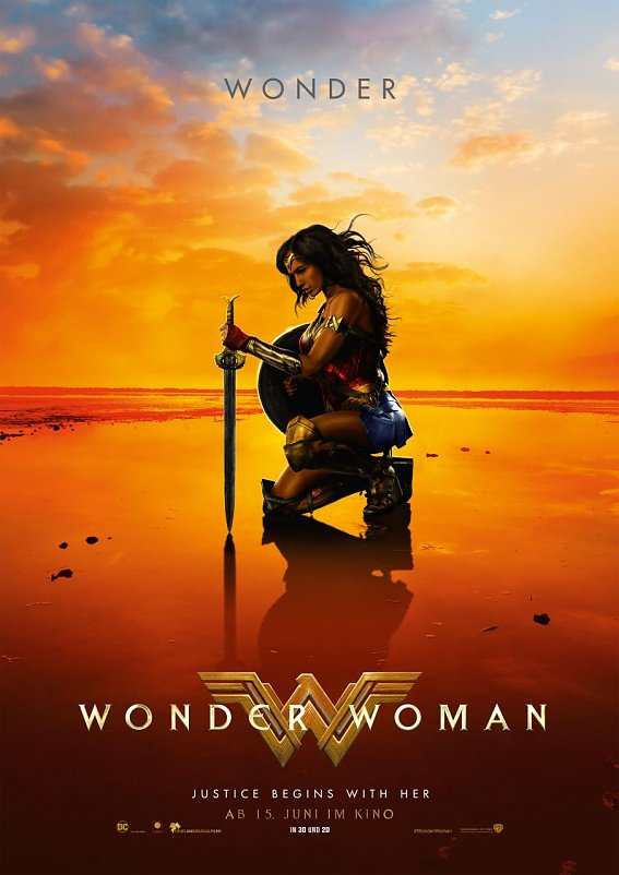 Wonder Woman (Foto: Warner Bros. GmbH)