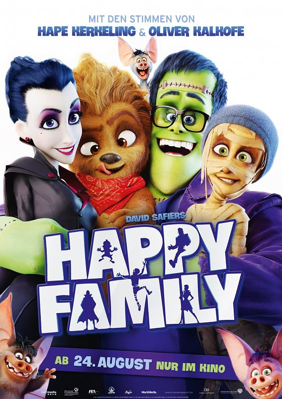 Happy Family (Foto: Warner Bros. GmbH)